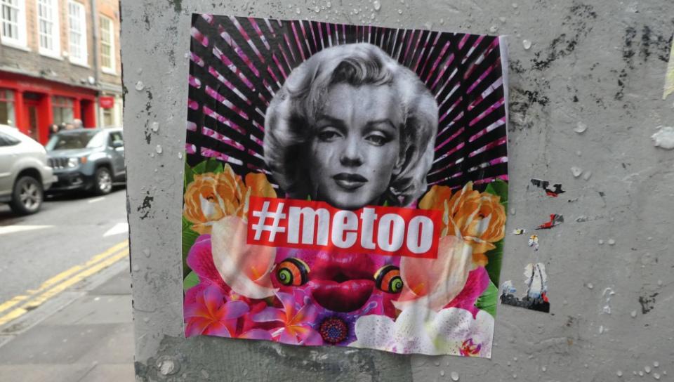 從網路延燒至街頭的#metoo運動(photo by duncan)