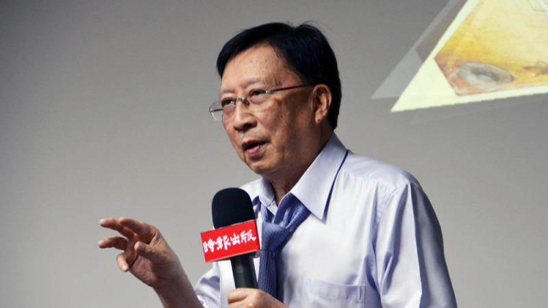 前行政院長劉兆玄,也是小說家上官鼎的共筆作者