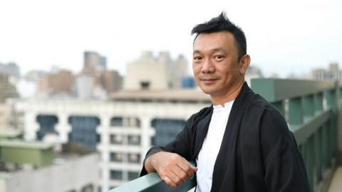 導演黃信堯(取自政大中文影展臉書)