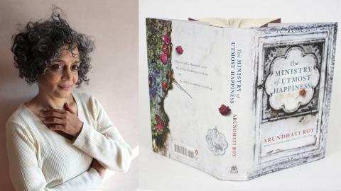 睽違20年,《微物之神》作者洛伊終於推出第二部小說。(圖片取自洛伊臉書))