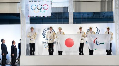 日本取得2020年奧運主辦權後,國內傳出不少醜聞與爭議。(圖片取自奧運官網)