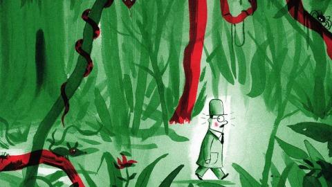 《奧斯瓦多的起飛》(L'envol d'Osvaldo)(取自Flammarion Jeunesse出版社官方網站)