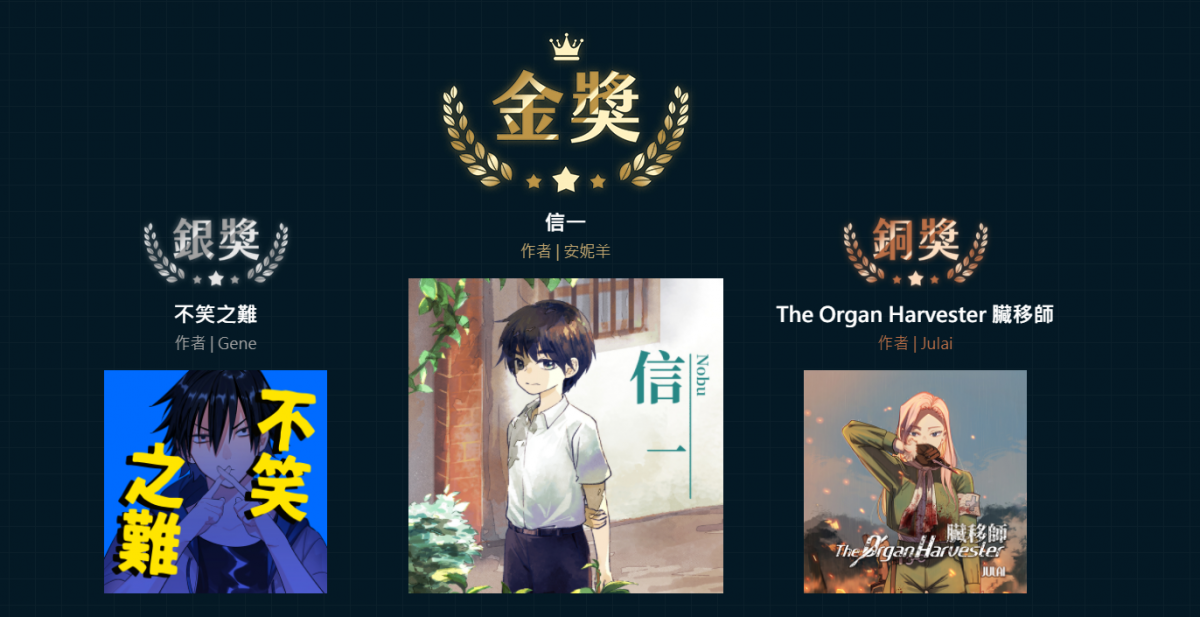 https://event.creative-comic.tw/awards109/win.html